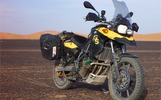 BMW F800GS ABS rent a bike in Melbourne