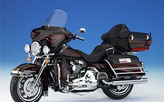 2015 Harley-Davidson Electra Glide Ultra Limited - rent a motorbike in Croatia Zagreb