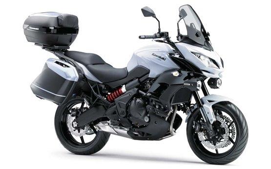Kawasaki Versys 650 - motorradvermietung Thailand Bangkok
