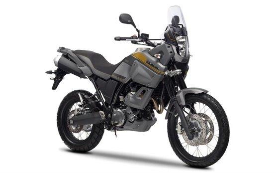 Yamaha XT660Z Tenere - мотоциклет под наем в Крит
