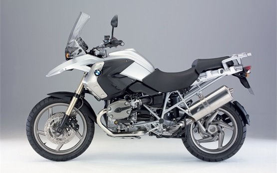 BMW R 1200 GS - alquilar una moto en Split