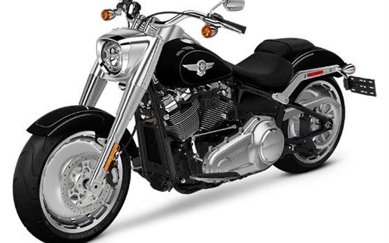 Харлей Дэвидсон Фэт Бой - прокат мотоциклов Швейцарии