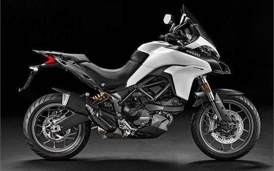 Ducati Multistrada 950 - motorbike rental Cannes