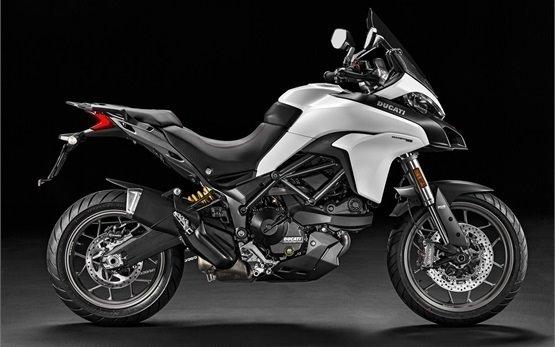 Дукати Мултистрада - мотоциклет под наем в Рим