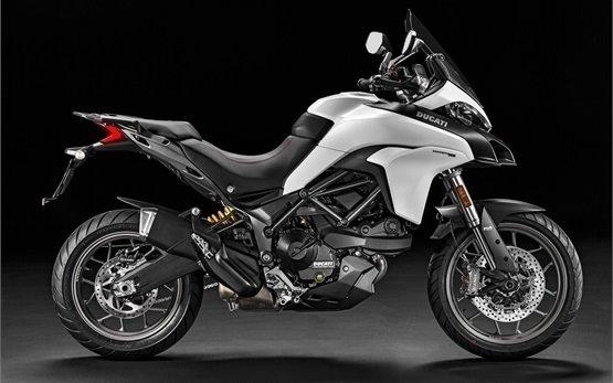 Дукати Мултистрада - мотоциклет под наем в Флоренция