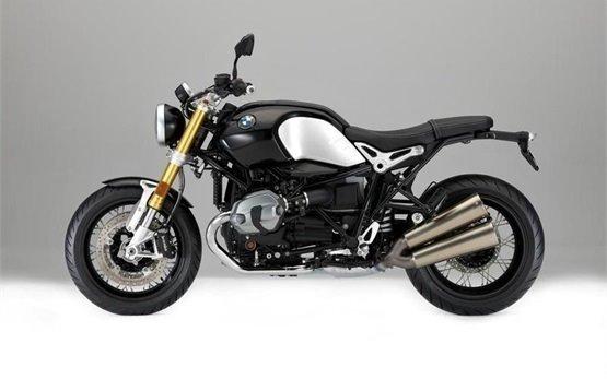 BMW R NINE T  - Motorradverleih Europa Rom