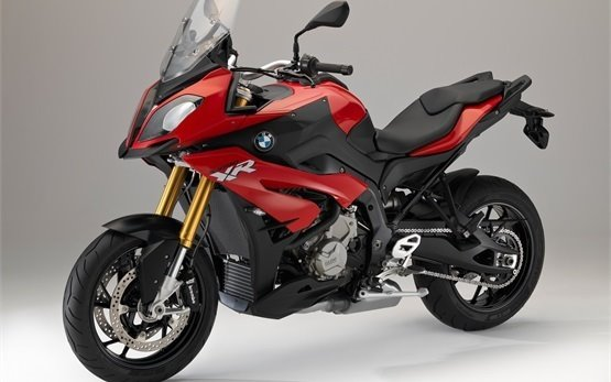 BMW S 1000 XR - rent bike Europe Milan