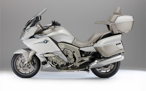 BMW K 1600 GTL - motorbike rental in Florence