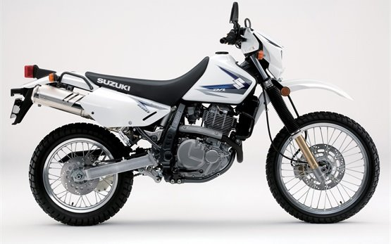 Suzuki DR 650 SE - alquilar una motocicleta en Málaga