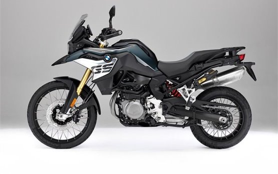 BMW F850 GS rent a bike in Madrid