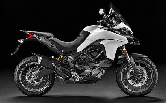 Ducati Multistrada 950 - motorbike rental Split