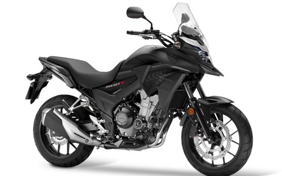 Honda CB500X - motorcycle rental in Barcelona, Spain