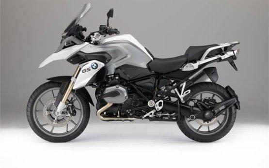 БМВ R 1200 GS - мотоциклет под наем в Рим