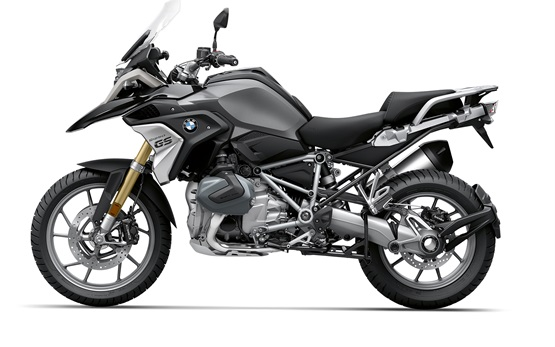 BMW R 1250 GS - rent a motorbike in Madrid