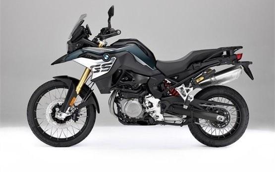 BMW F850 GS мотоцикл напрокат Москва