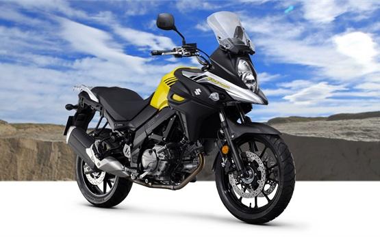 Suzuki V-strom 650 ABS - alquilar una motocicleta en Madeira - Funchal