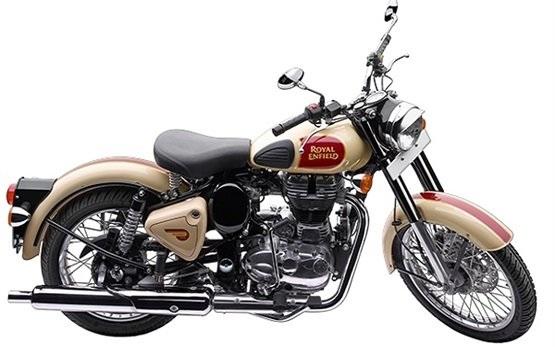 Rent Royal Enfield Classic 500 -  alquiler de motocicletas en Irlanda