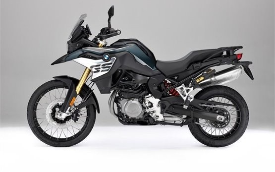 BMW F850 GS rent a bike in Milan