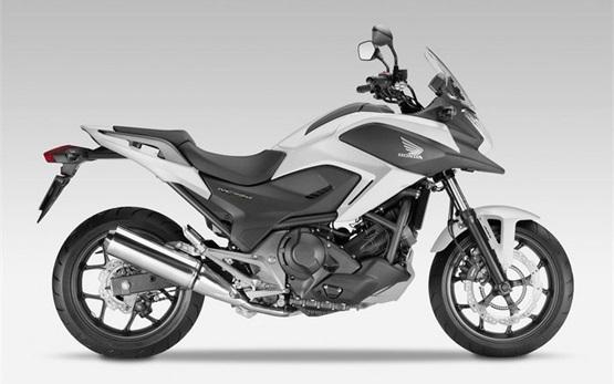 Honda NC700X motorbike rental in Cyprus