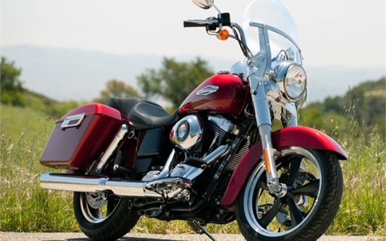 Harley-Davidson FLD Dyna Switchback - rent motorbike Cyprus