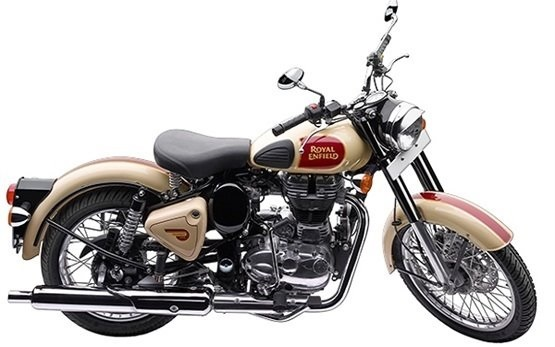 Rent Royal Enfield Classic 500 - Motorradverleih in Faro