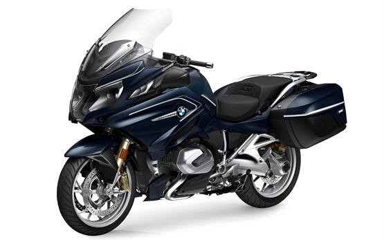 BMW R 1250 RT - motorbike rental in Malaga