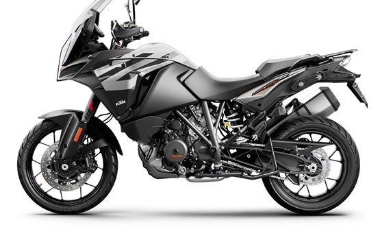 KTM 1290 Super Adventure S - rent a motorbike in Malaga
