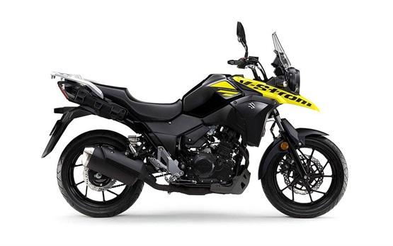 Сузуки В-Стром 650 ABS мотоциклет под наем в Мадейра - Фуншал
