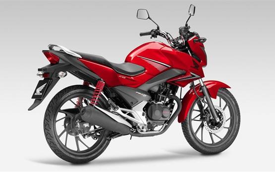 Honda CB125F - alquiler de motocicletas en Madeira - Funchal