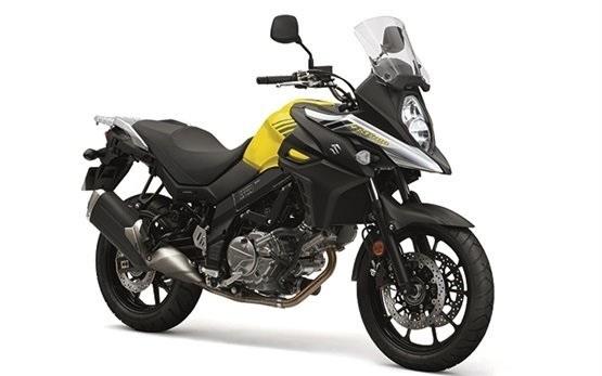 Сузуки В-Стром 650cc мотоциклет под наем Сплит