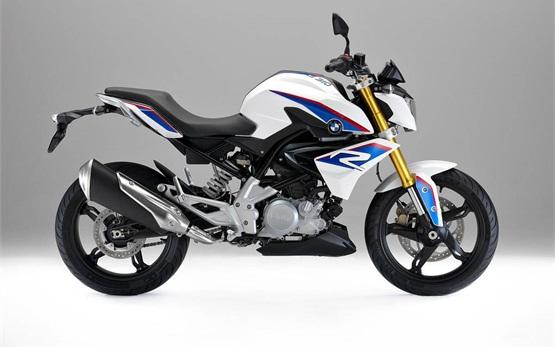 BMW G 310 R - аренда мотоциклов Милан Италия