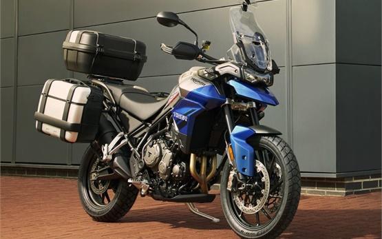 Triumph Tiger 850 Sport - аренда мотоцикла Женева