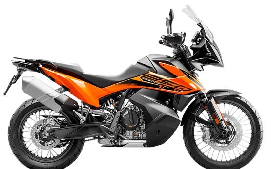 KTM 890 Adventure - rent a motorbike in Barcelona