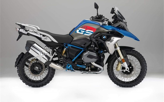 BMW R 1200 GS Rally - rent a motorbike in Cyprus