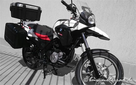 2013 BMW G 650 GS - motorbike rental in Sofia