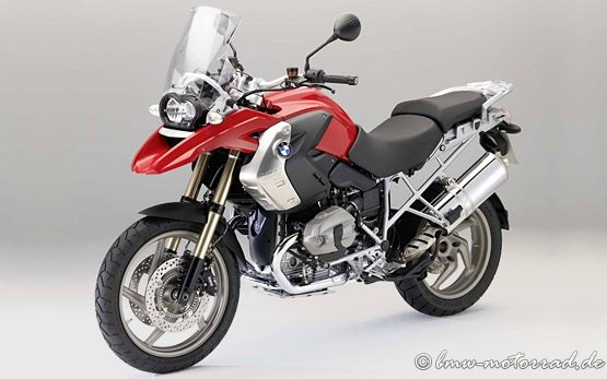 2007 BMW R 1200 GS - rent a bike in Romania