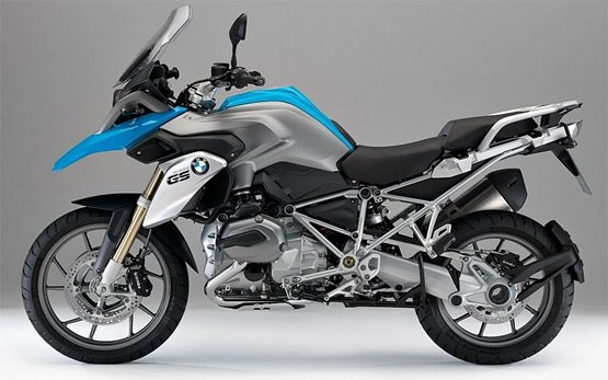 BMW R 1200 GS - rent a motorcycle in Athens