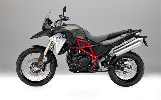 BMW F800 GS - rent a bike in Europe