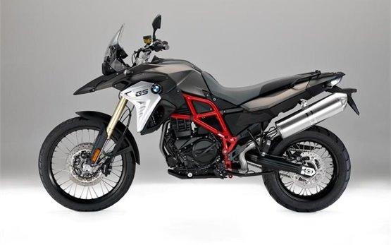 BMW F800 GS Motorrad mieten in Europa