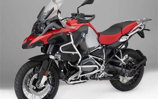 BMW R 1200 GS Adventure - Motorradvermietung in Barcelona