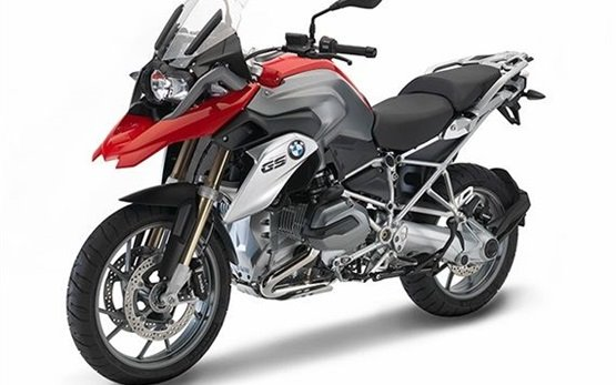 2014 BMW R 1200 GS ADV - rent a motorbike in Marseille