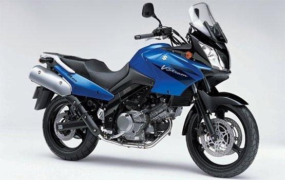 Suzuki V-strom 650cc - Motorradvermietung in Kroatien