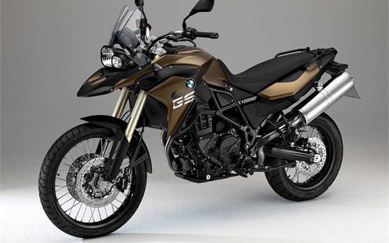 2013 BMW F800 GS мотоцикл напрокат - Майорка