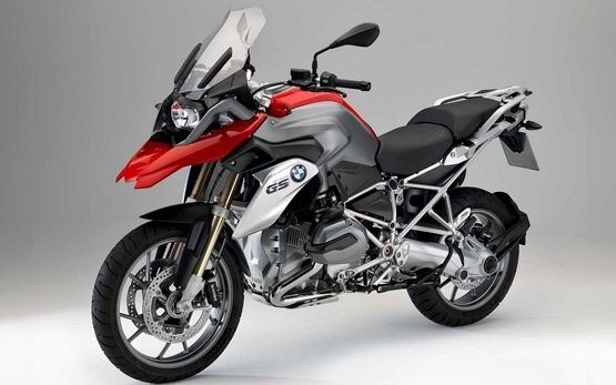 2013 BMW R 1200 GS - rent a motorbike in Romania