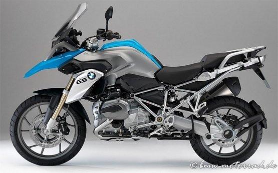 2013 БМВ R 1200 GS - прокат мотоцикла Майорка