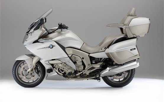 BMW K 1600 GTL - motorbike rental in Rome