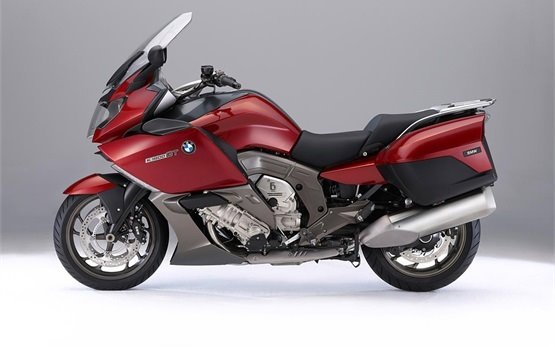 BMW K 1600 GT / GTL - motorbike rental in Munich