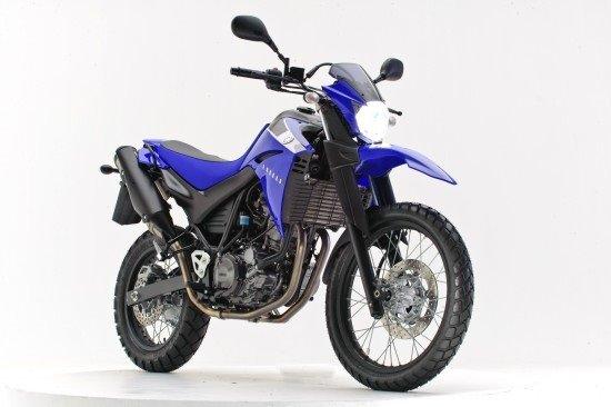 Yamaha XT660R - наем на мотор Анталия