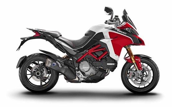 Ducati Multistrada - Motorradvermietung Rom