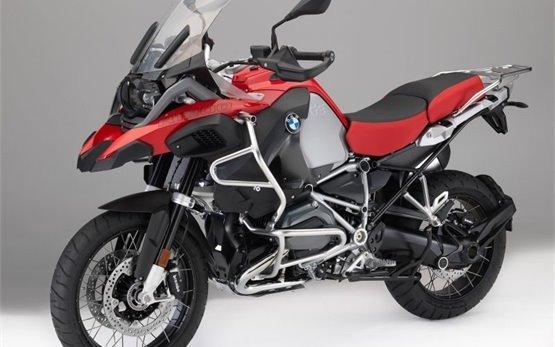 2013 BMW R 1200 GS Adventure - Motorradvermietung in Malaga